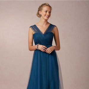 Anthropologie BHLDN Annabelle Gown by Jenny Yoo